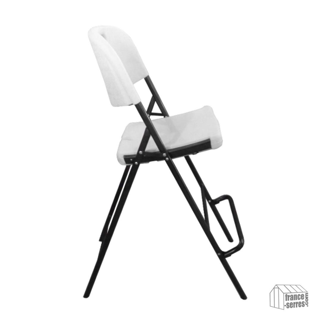 L 39 assise et le dossier ergonomiques de nos chaises hautes - Chaise pour mange debout ...