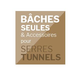 Accessoire pour serres tunnels