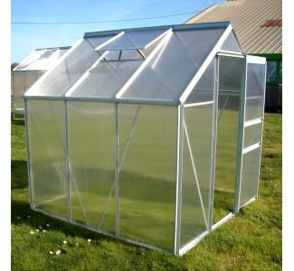 Serre de jardin translucide Classique 3,60m²