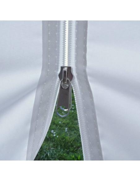 fermeture éclair pour la paroi des tente de réception