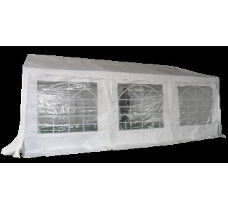 Tente de réception en PE de 5x6m avec Tubes de 38mm