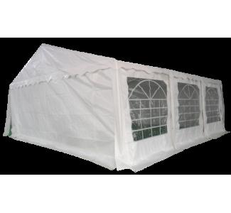 Tente de réception en PE de 6x6m avec Tubes de 38mm