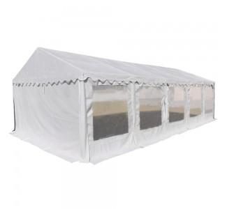 Tente de réception en PE de 5x10m avec Tubes de 38mm