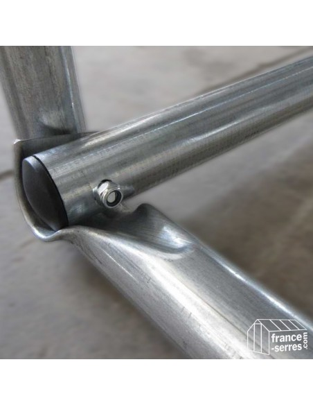 Structure en acier tubulaire de 32mm de diamètre