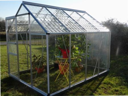 Quelle serre choisir pour mon jardin france serres - Comment choisir une serre de jardin ...