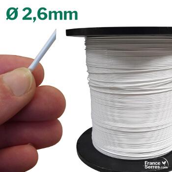 Fil Deltex Pro de 2,6mm de diamètre