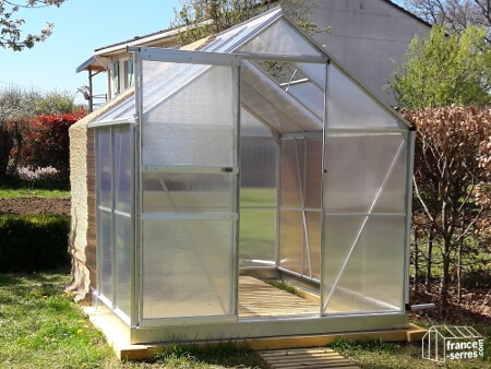 Installer ma serre de jardin - Serre de jardin - France Serres