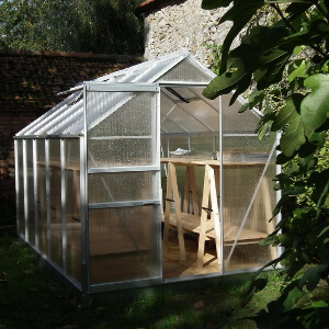 serre-jardin-polycarbonate-alvéolaire