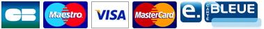 Règlement par cartes bancaires sur le site france-serres.com